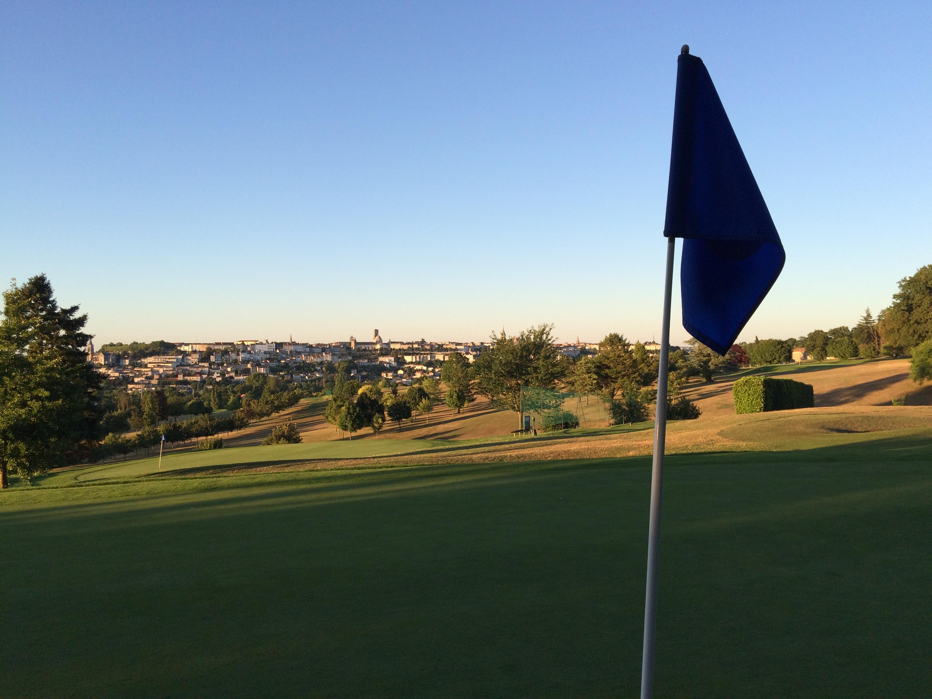 livingincognac 2016 golf de l'Hirondelle