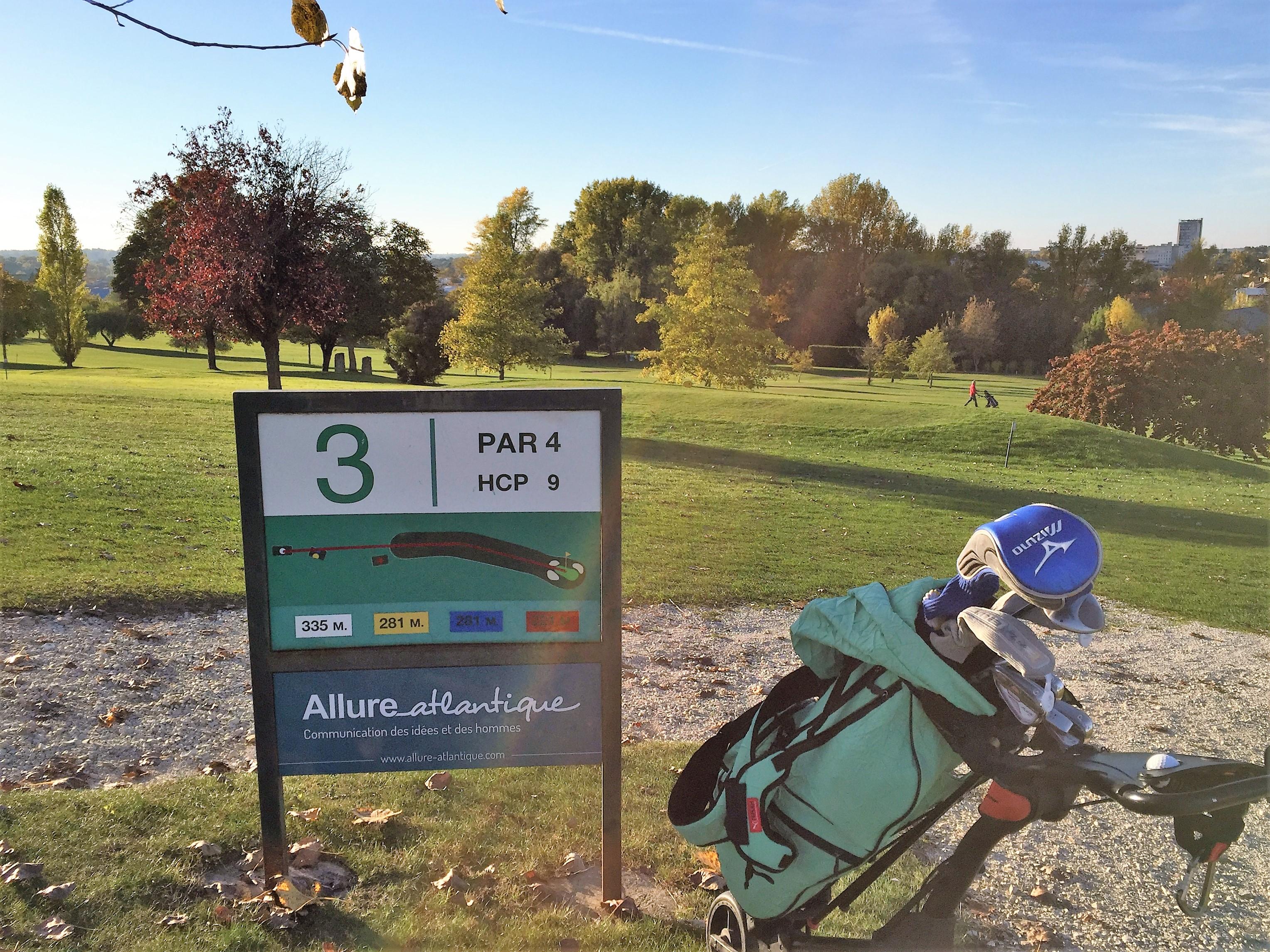 livingincognac 2016 golf de l'hirondelle Allure Atlantique
