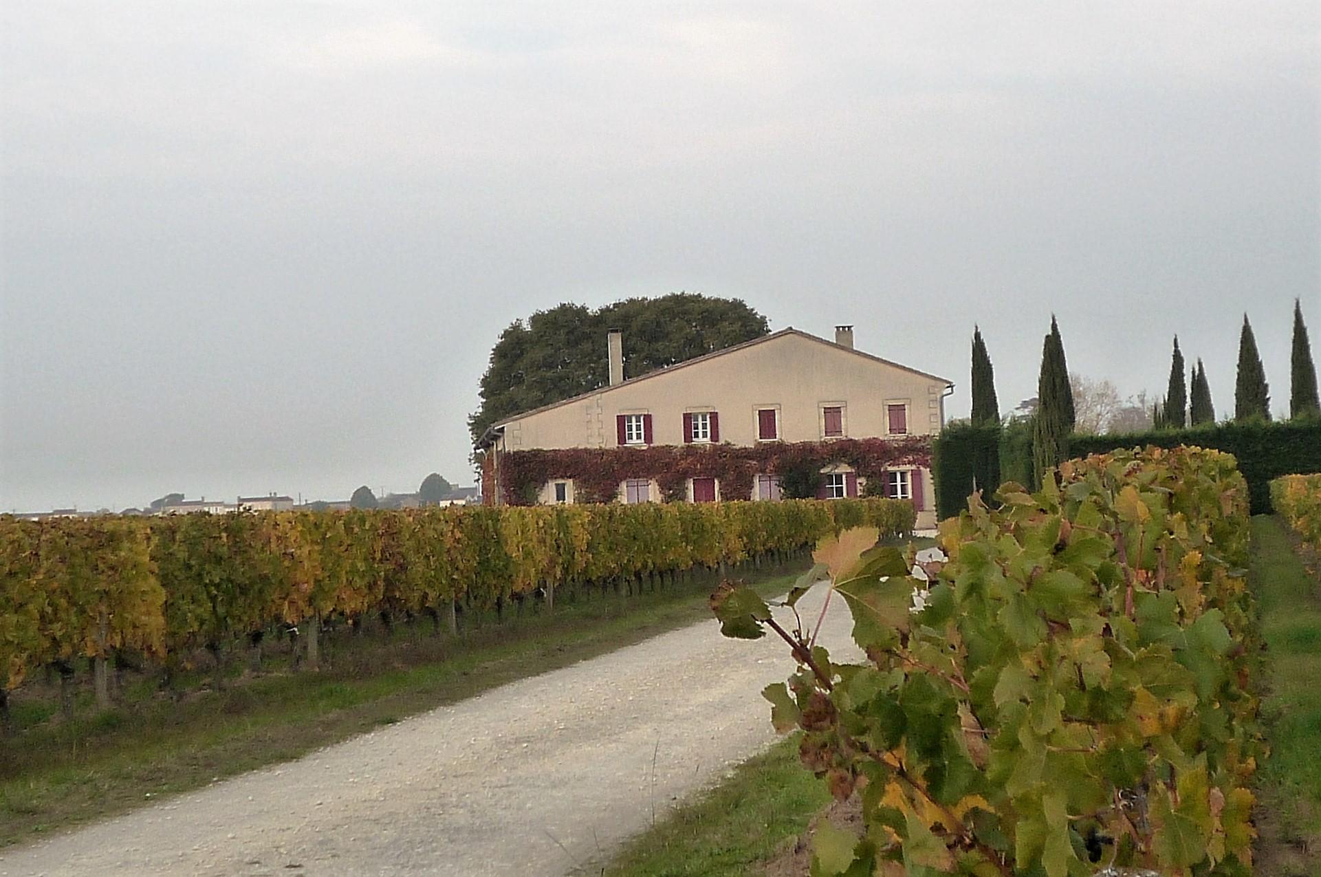 livingincognac - chateau pomeaux