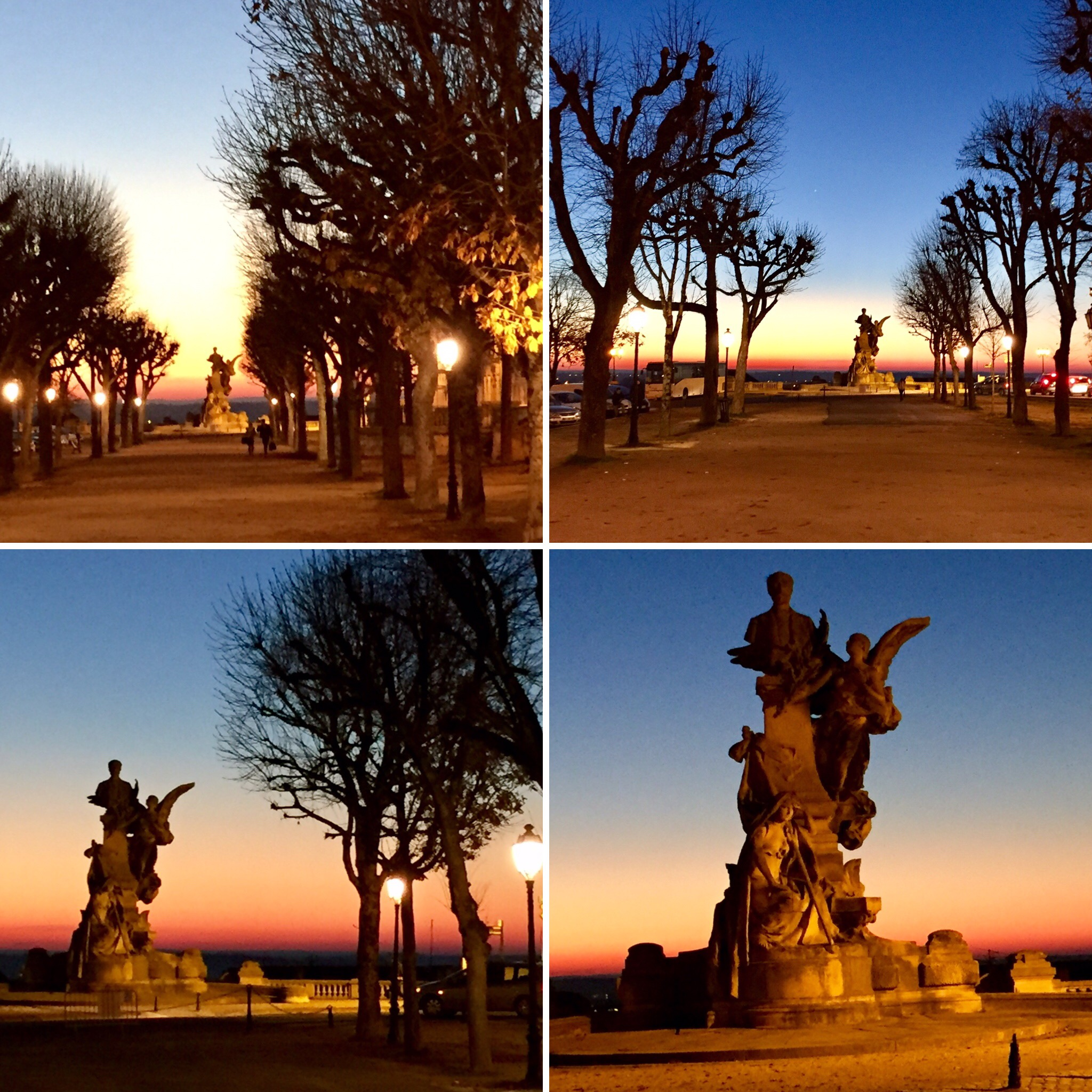 livingincognac - sunset
