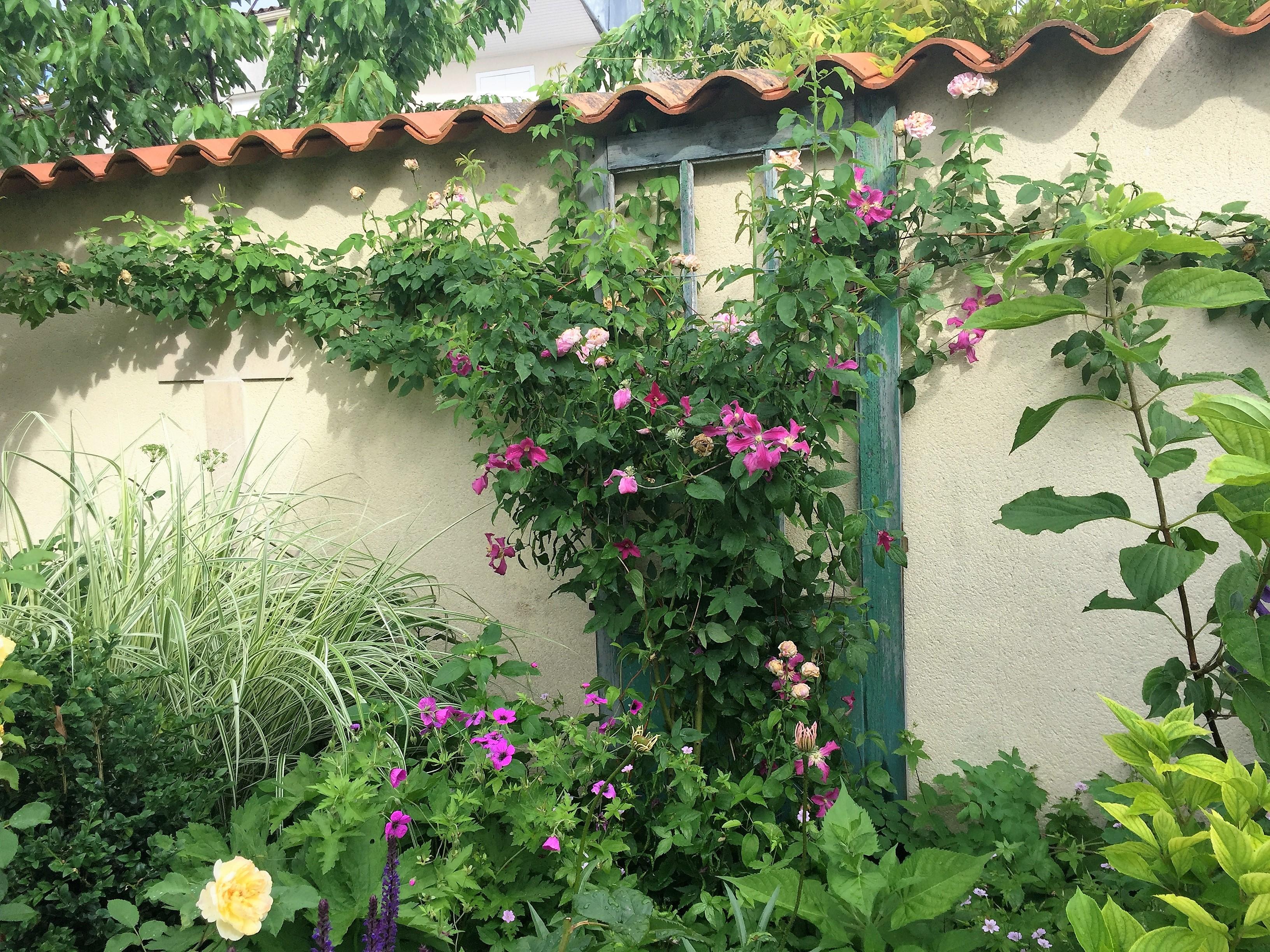 livingincognac 2017 garden