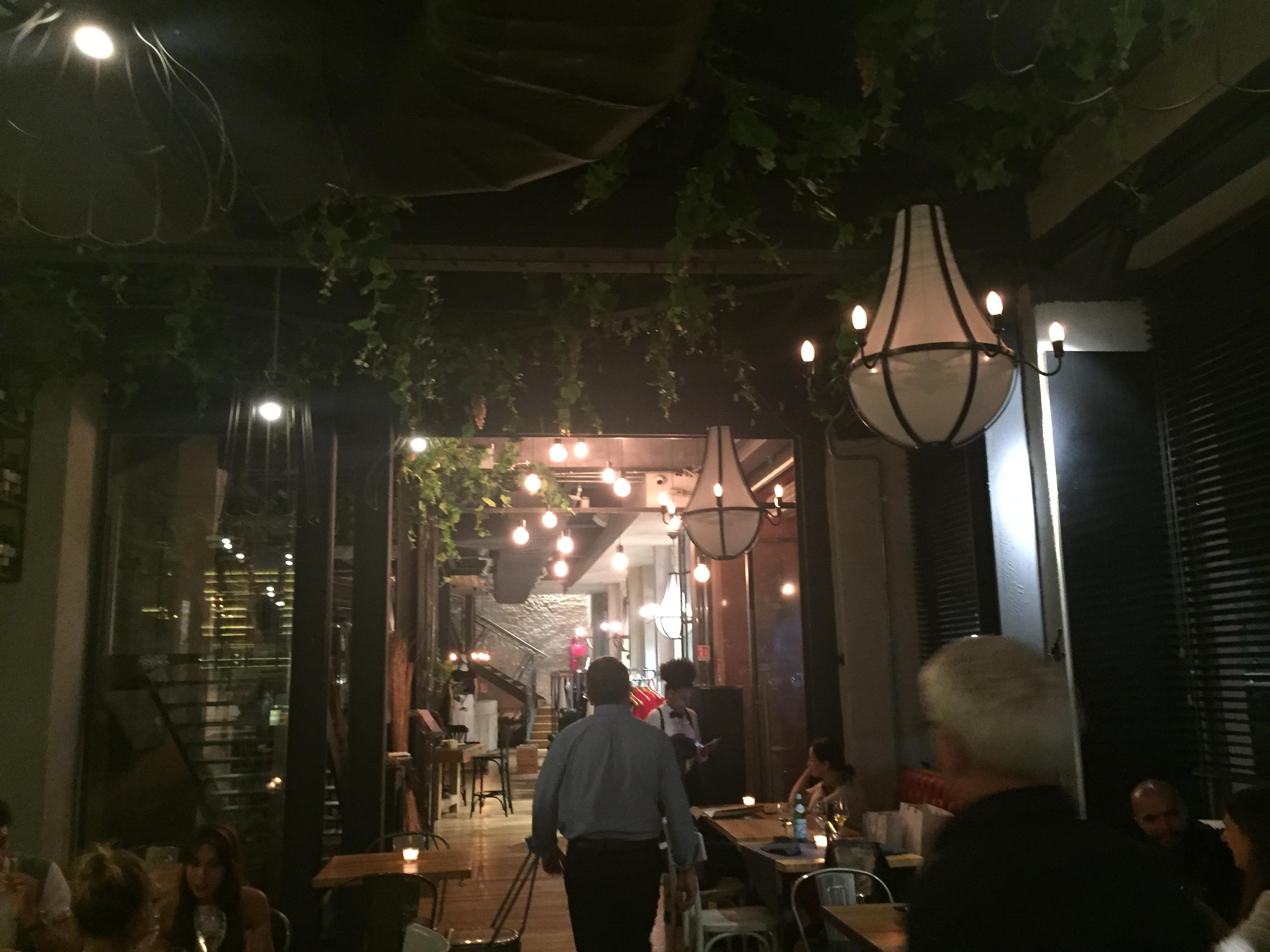 livingincognac 2017 - San Pietro cafe