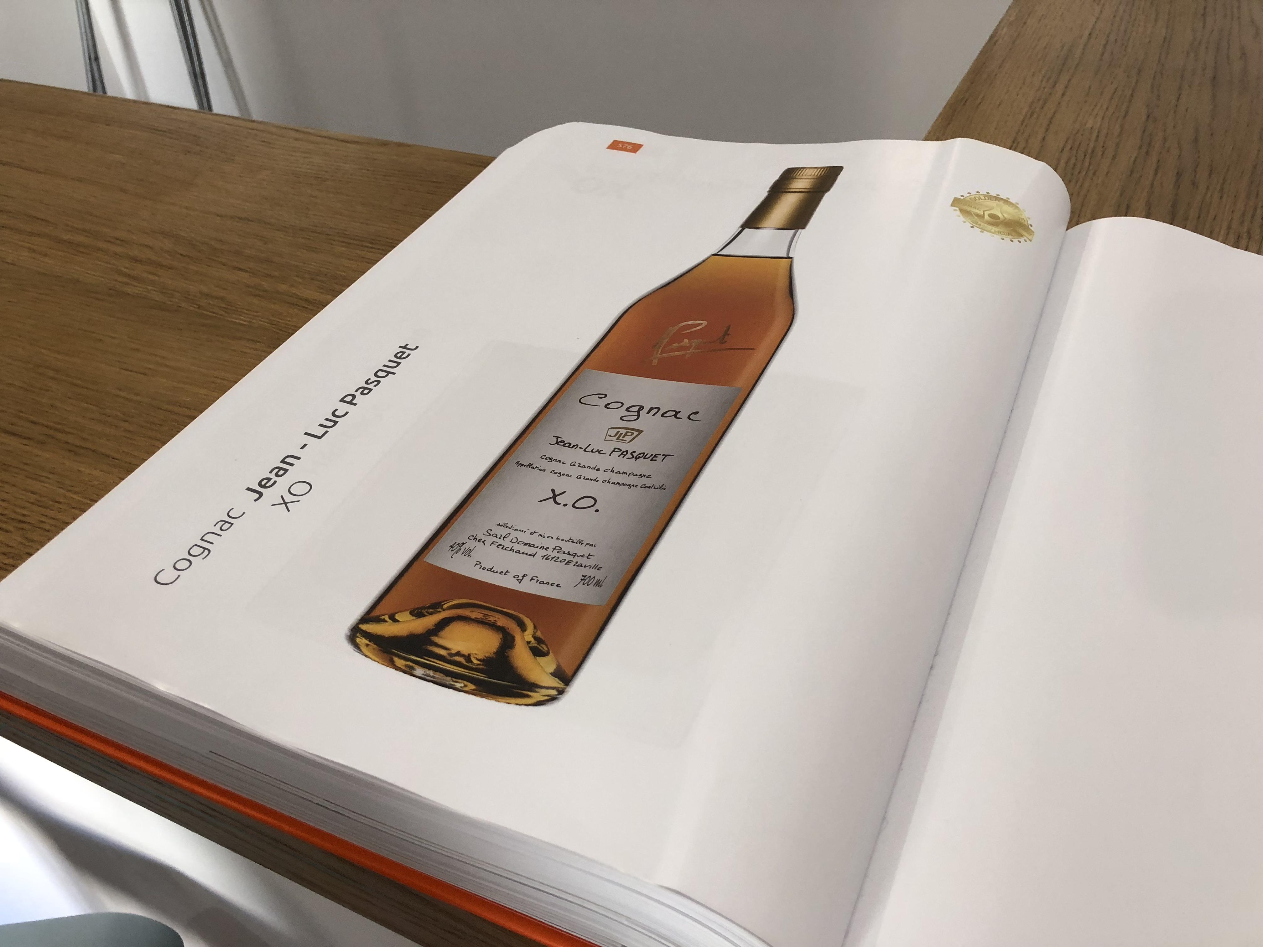 livingincognac Cognacs Jean-Luc Pasquet