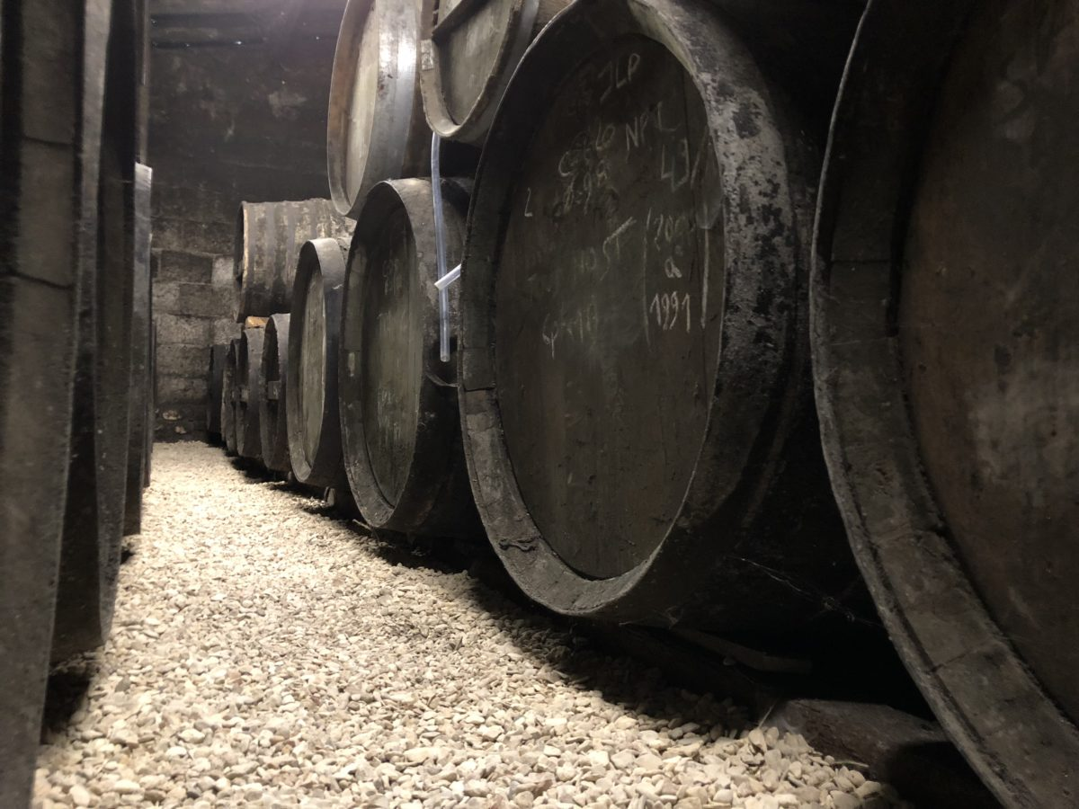 living-in-cognac cellar