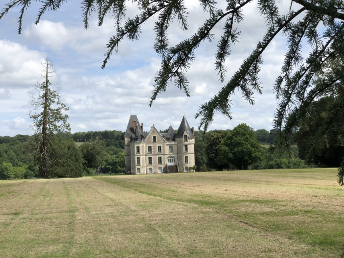 living-in-cognac 2018 Domaine de Boisbuchet