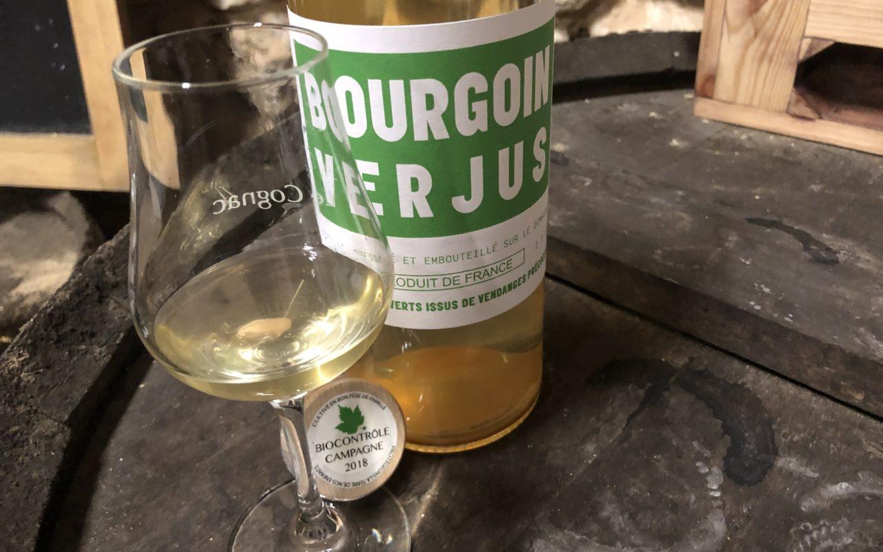 livingilivingincognac & Bourgoin verjus