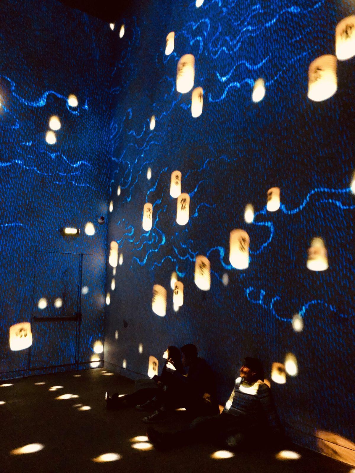 livingincognac L'atelier des lumières Van Gogh.