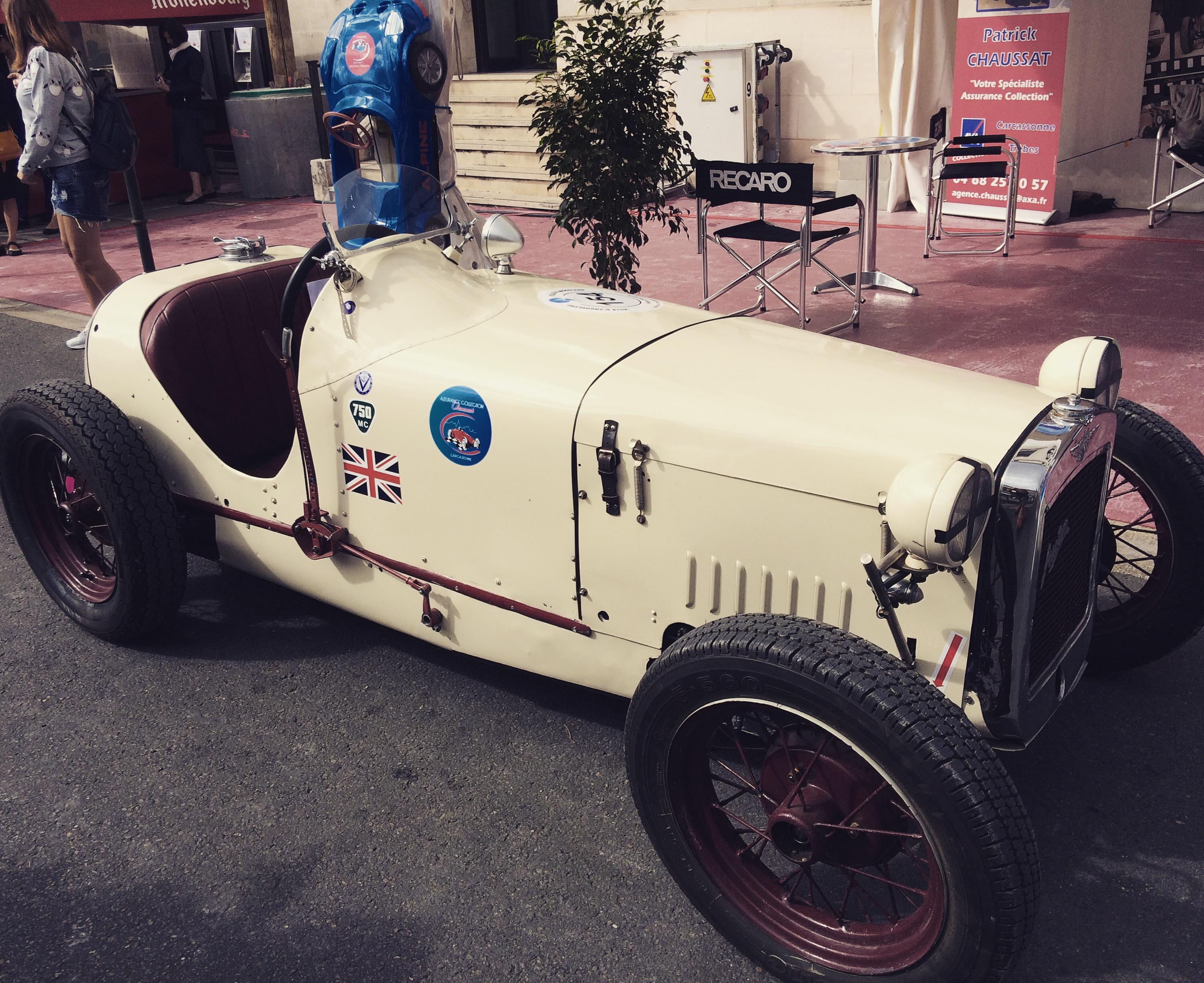 livingincognac - vintage car
