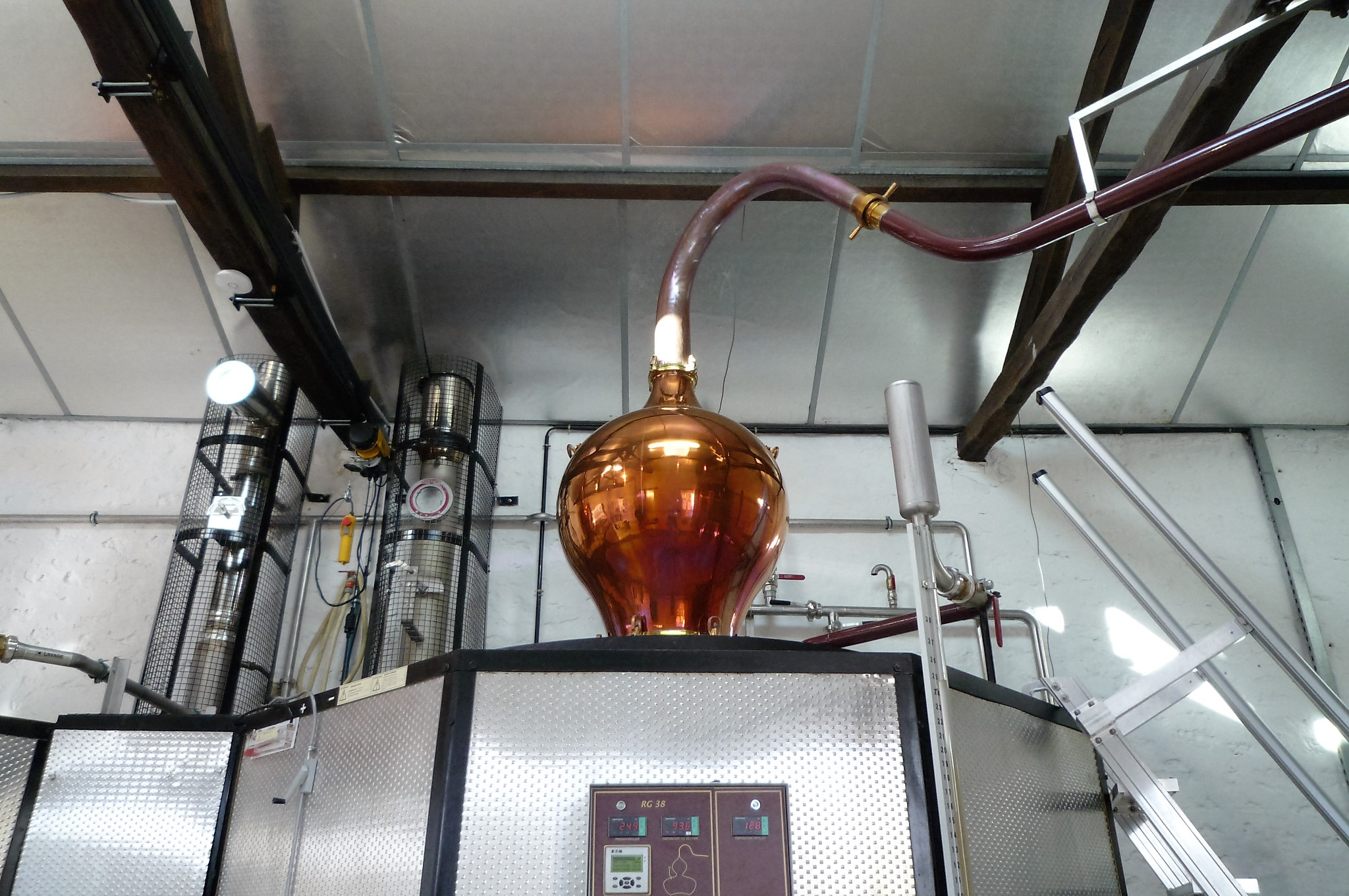 livingincognac 2016 distillation fjp