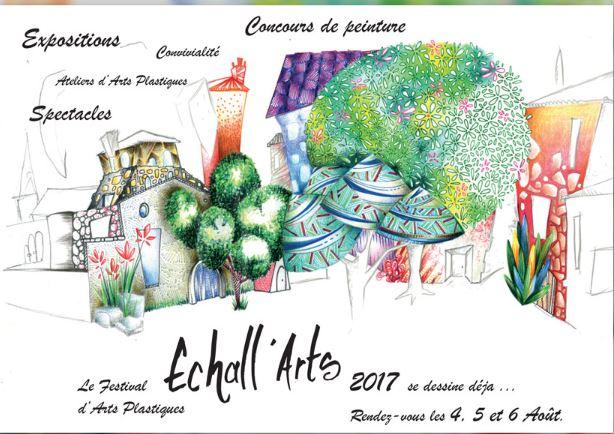livingincognac 2017 Echall'arts