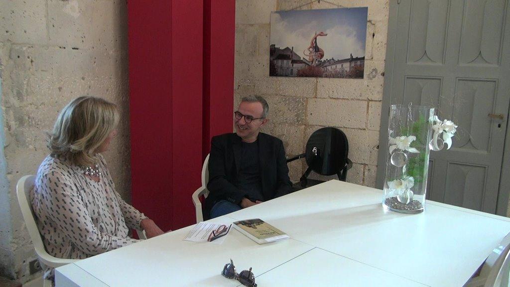 livingincognac et Philippe Besson