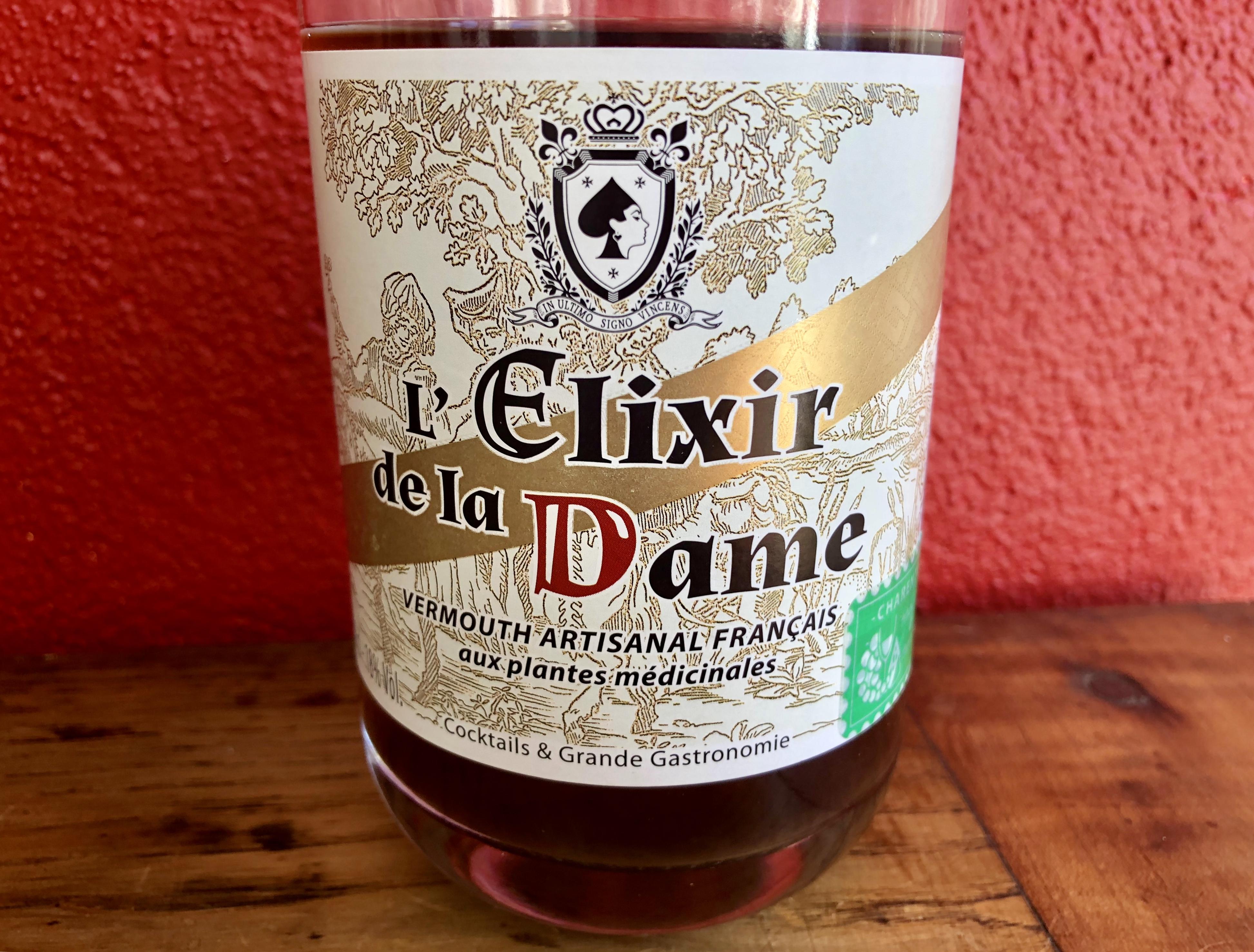 livingincognac - elixir de la dame
