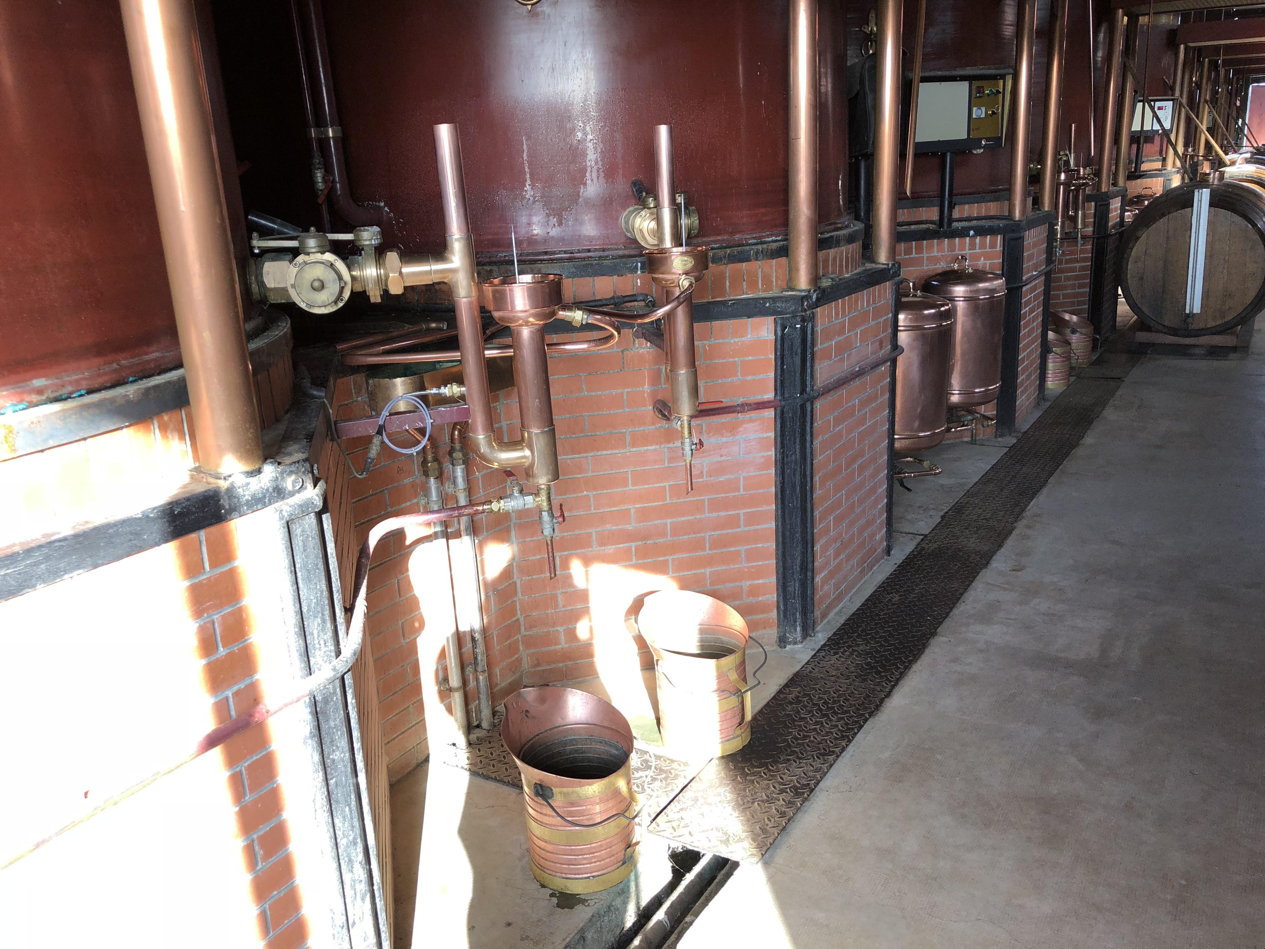 livingincognac 2018 Distillation