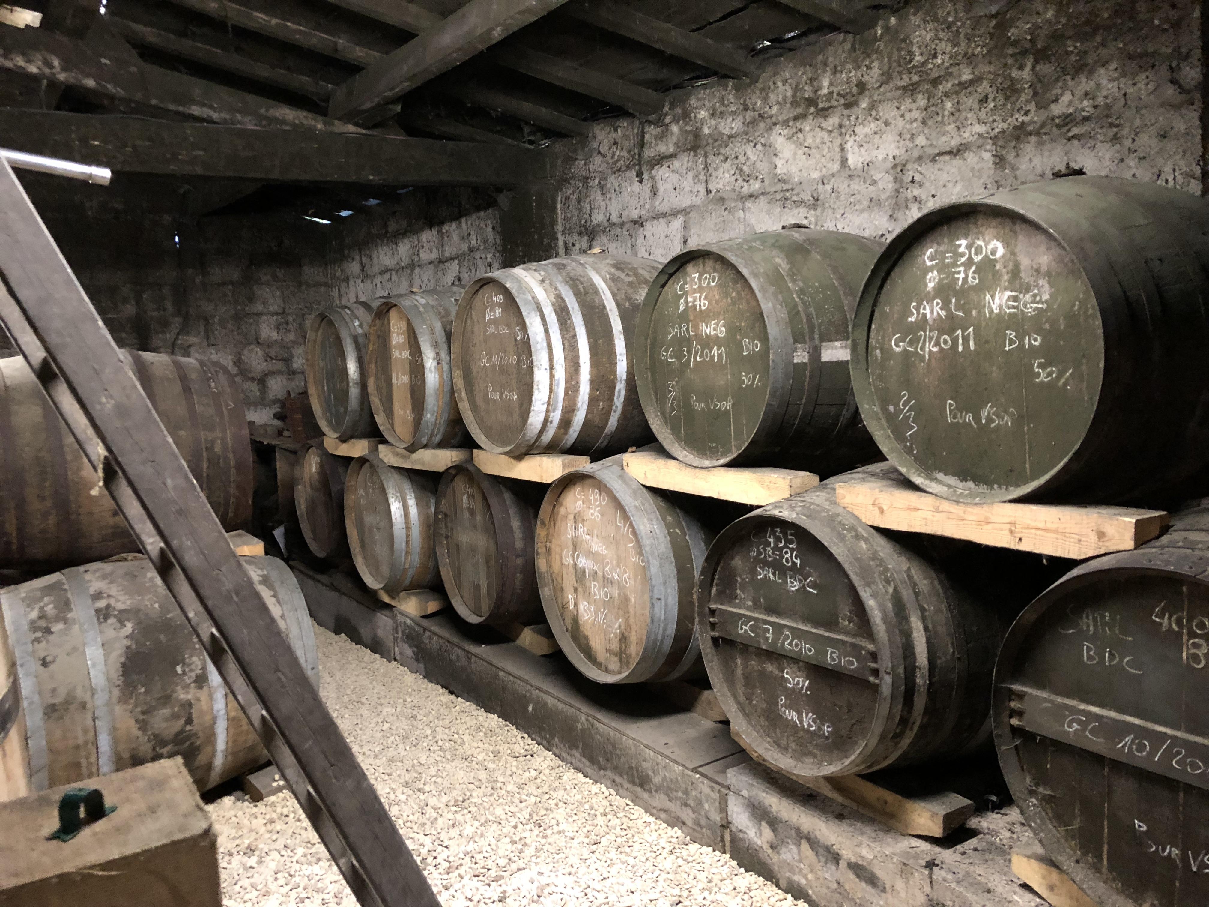 livingincognac - cognacs Jean-Luc Pasquet