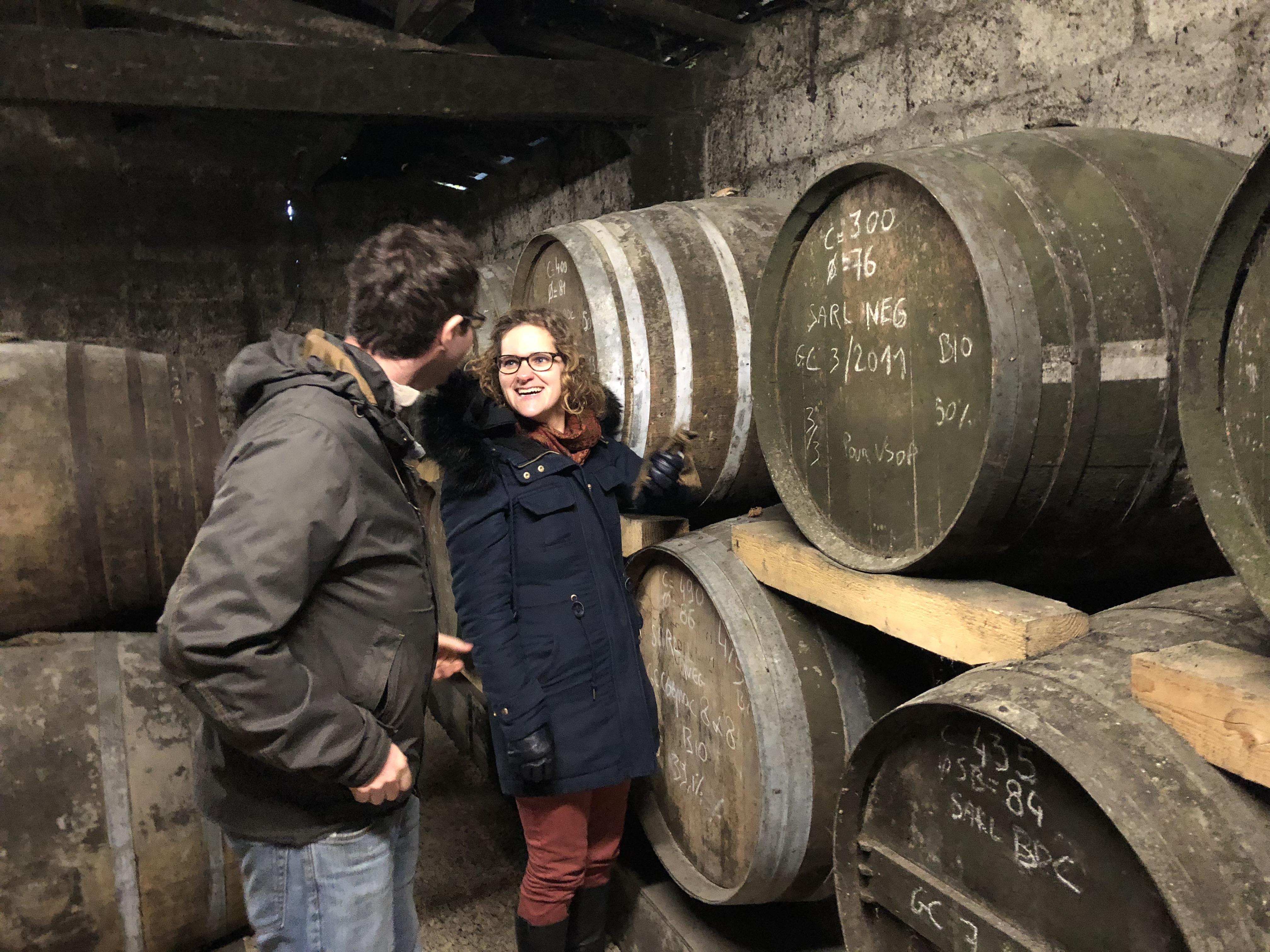 Livingincognac Cognacs Jean-Luc Pasquet Pasquet