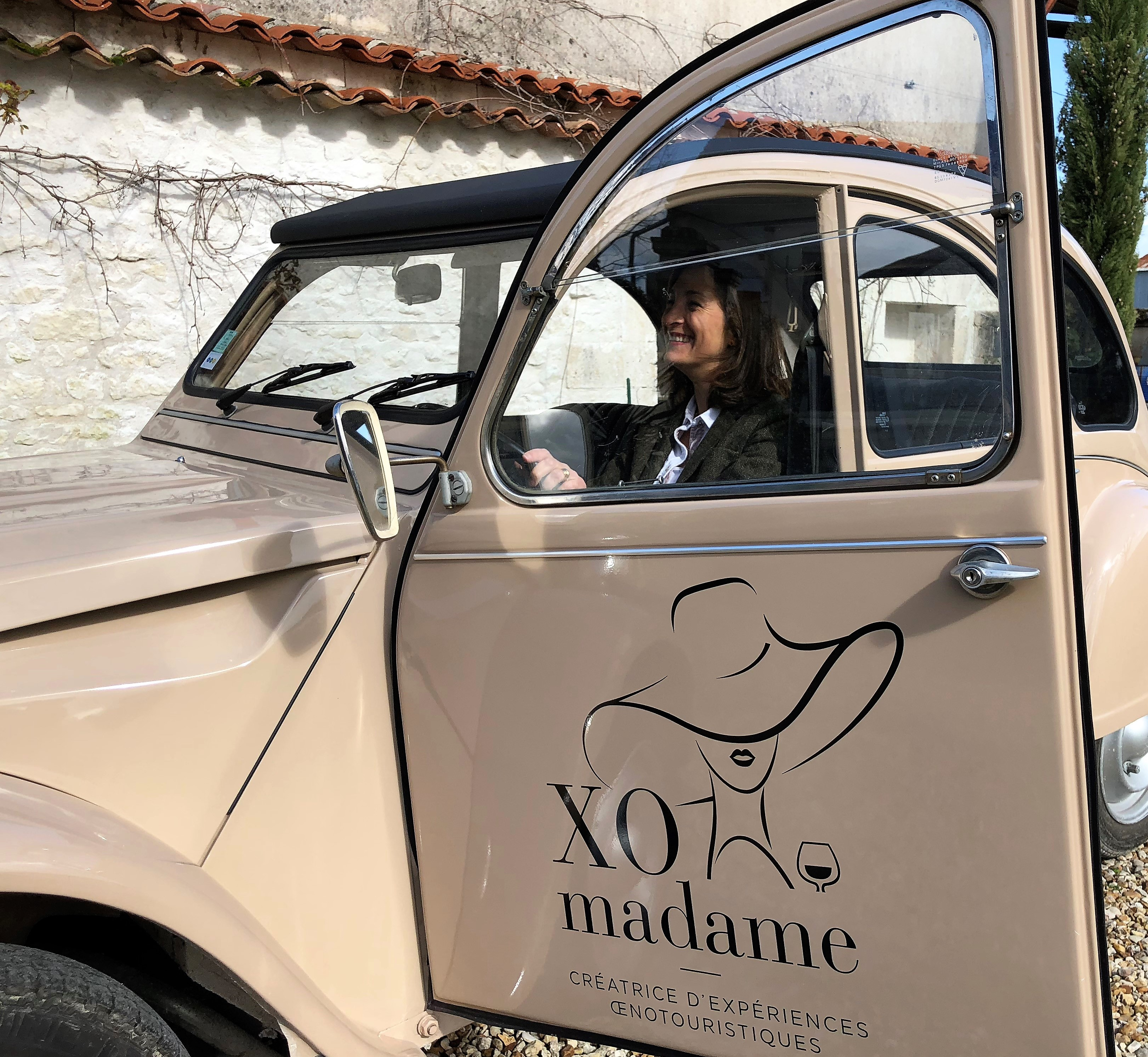 livingincognac XO Madame