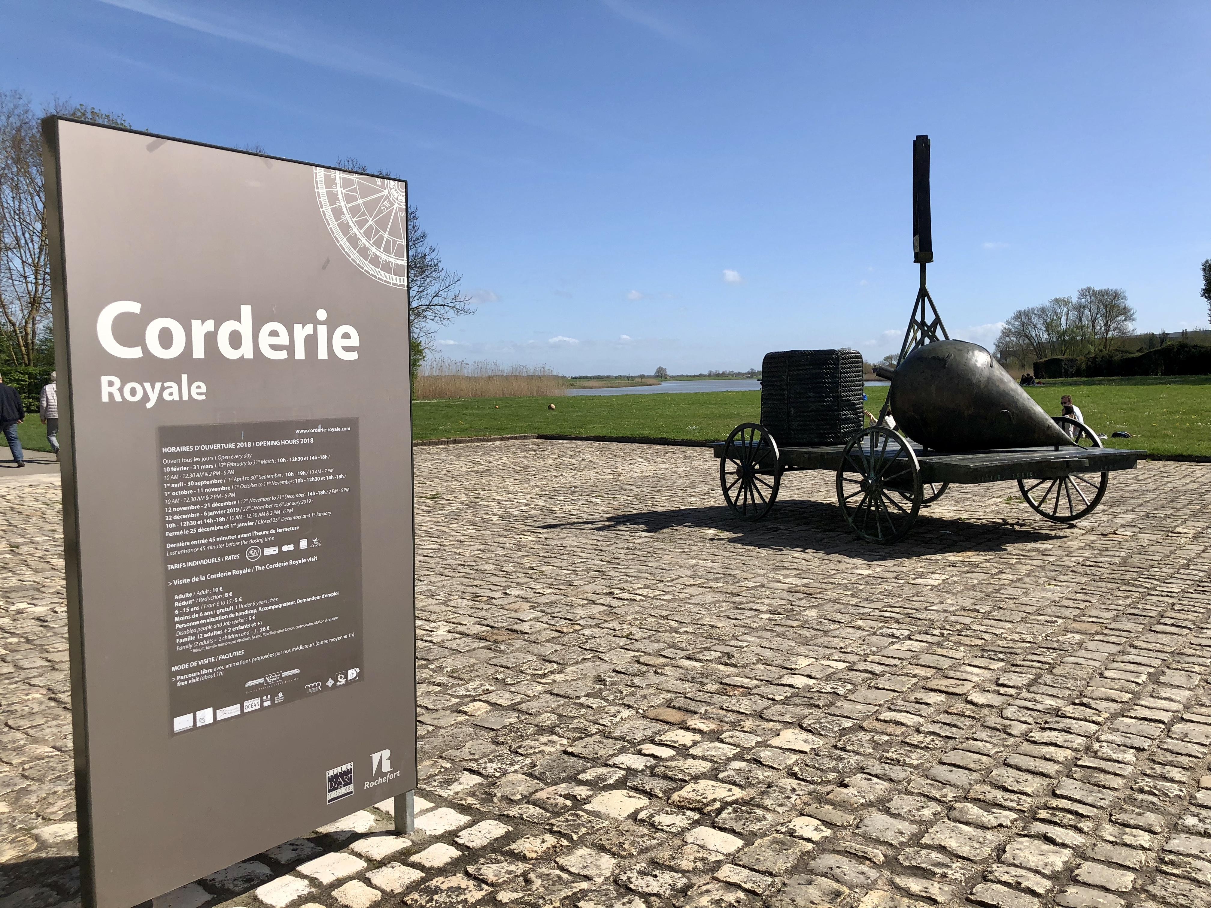livingincognac - La Corderie Royale