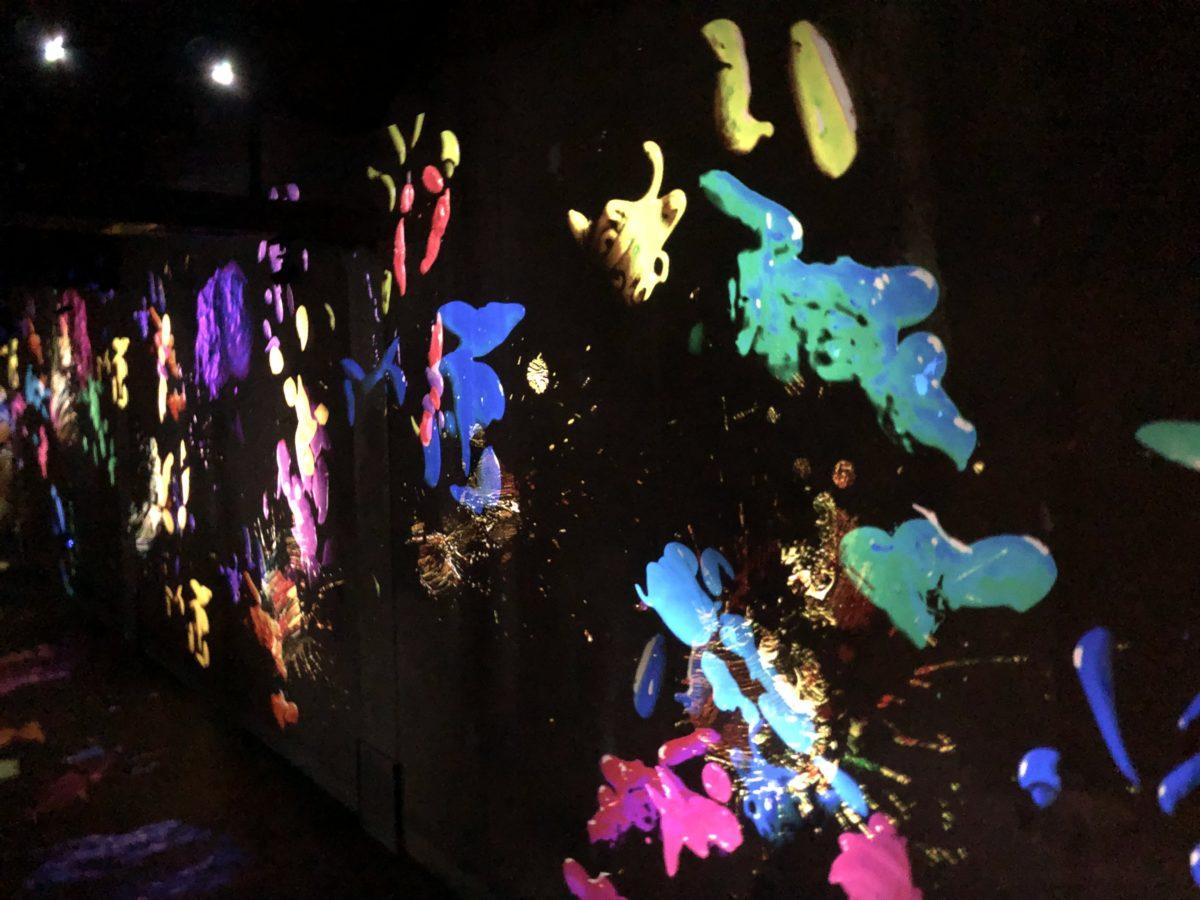 ivingincognac l atelier des lumières Van Gogh