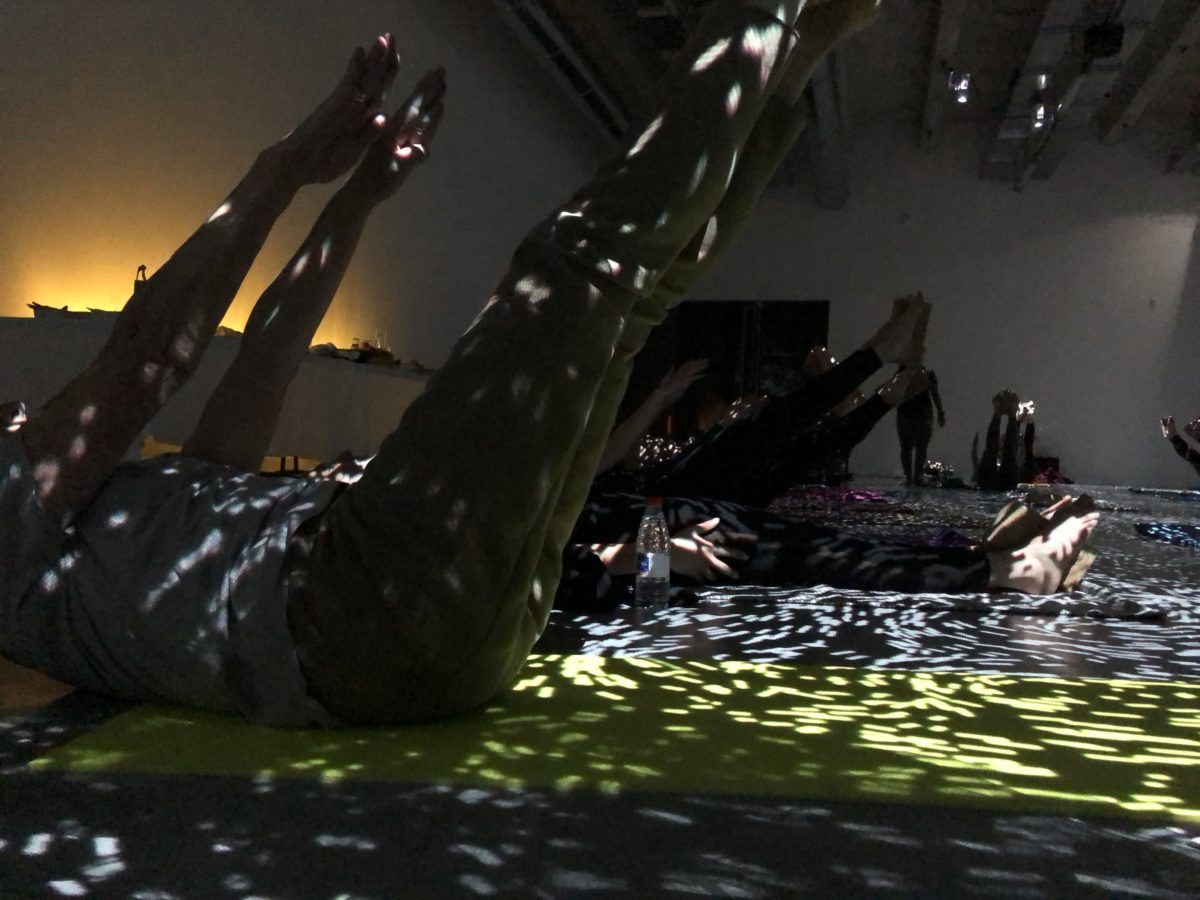 livingincognac Yoga Fondation Martell