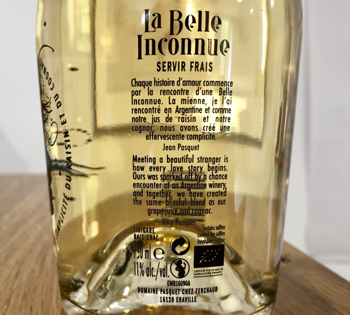 livingincognac Cognac Pasquet