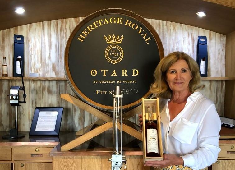 Une expérience unique de mise en bouteille d'una ssemblage exclusif de vieilles eaux de vie de Cognacs Baron Otard