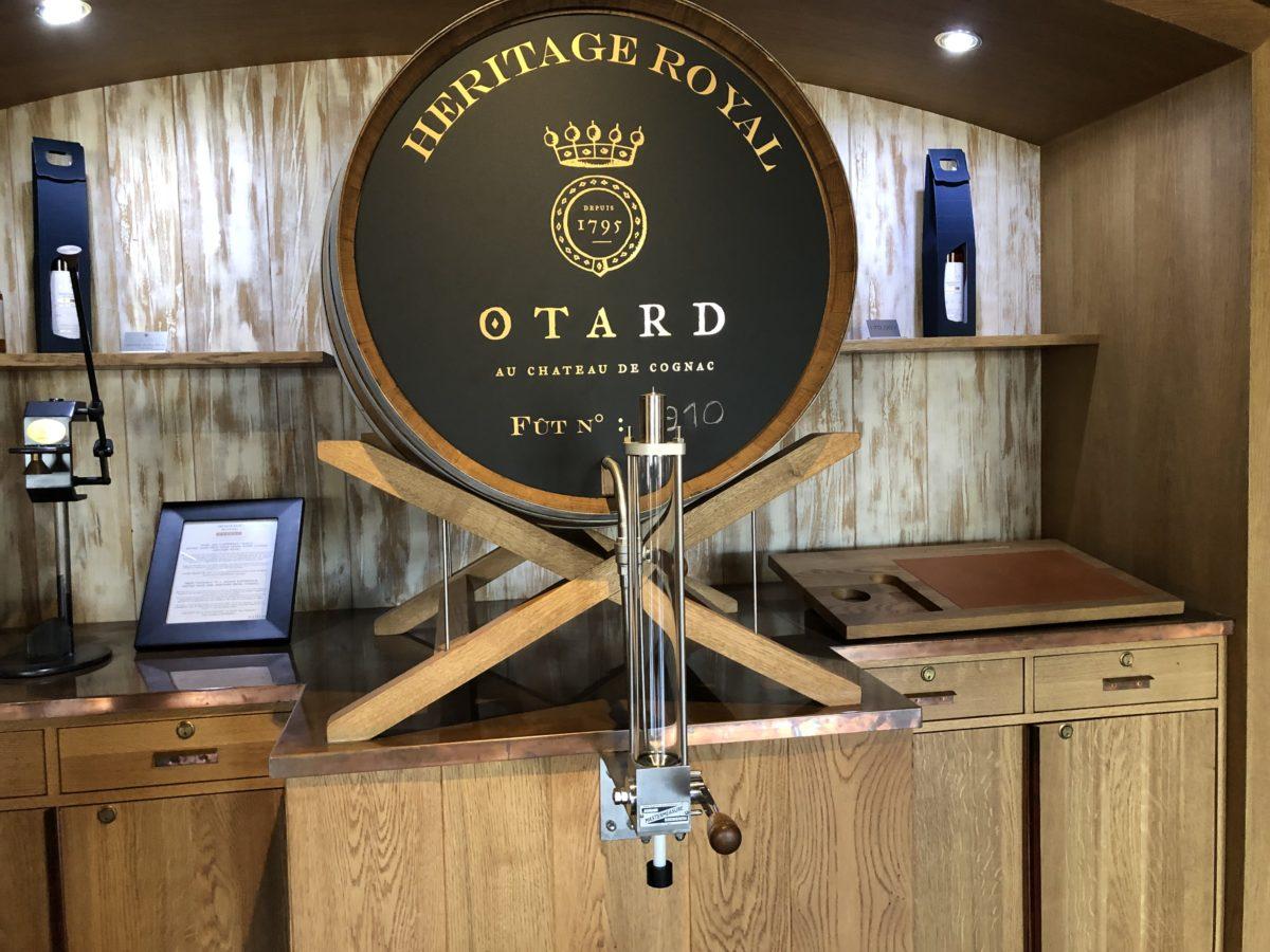l'atelier de l'expérience cognac heritage royal
