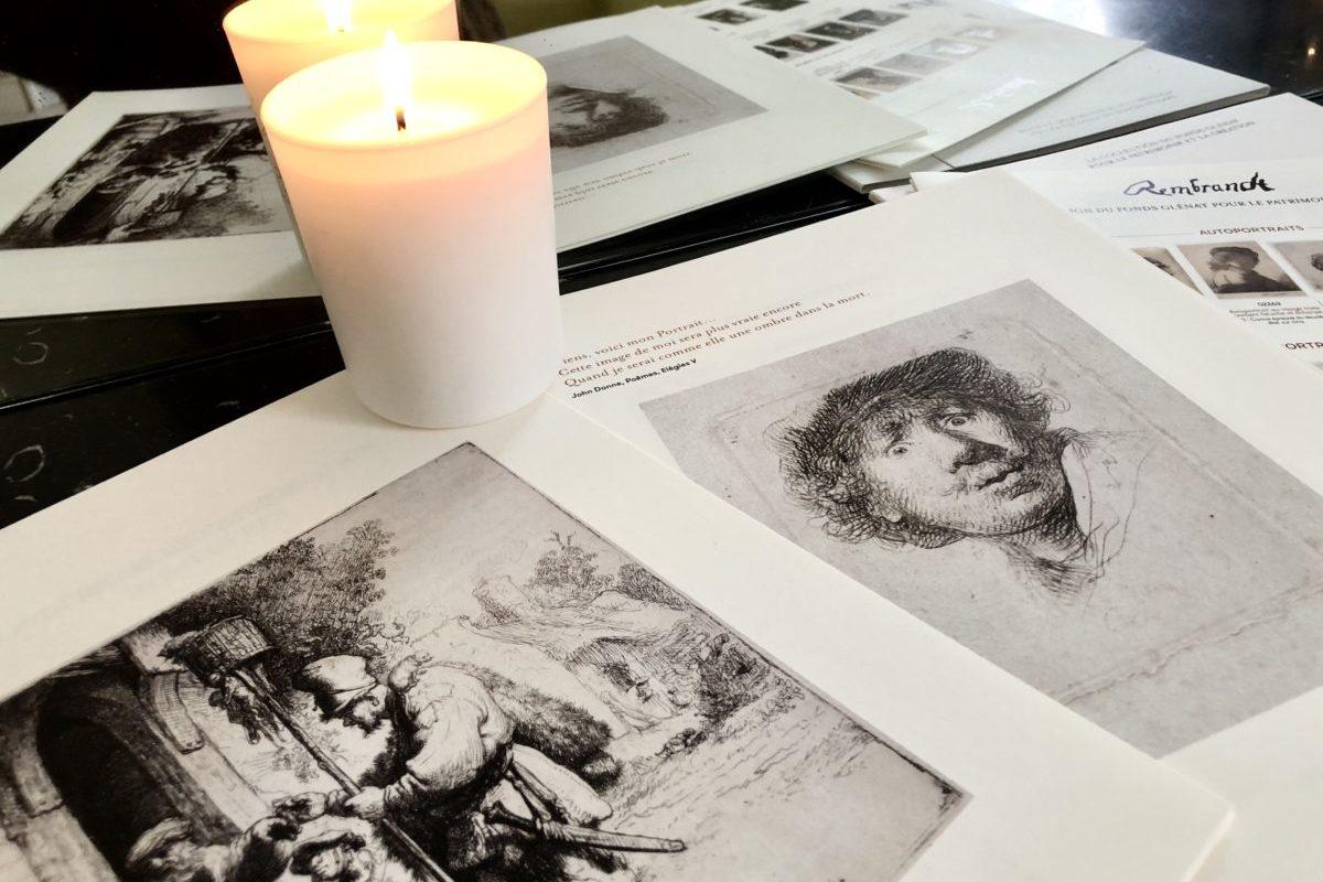 l'exposition Rembrandt graveur