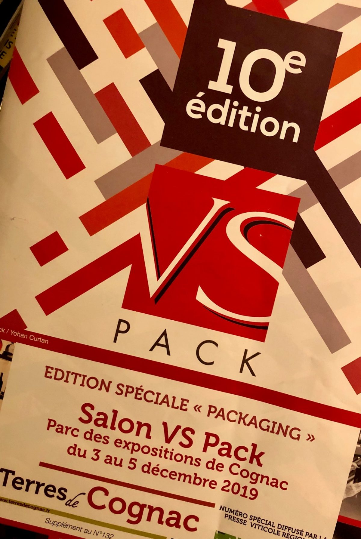 salon VS Pack 2019 à Cognac