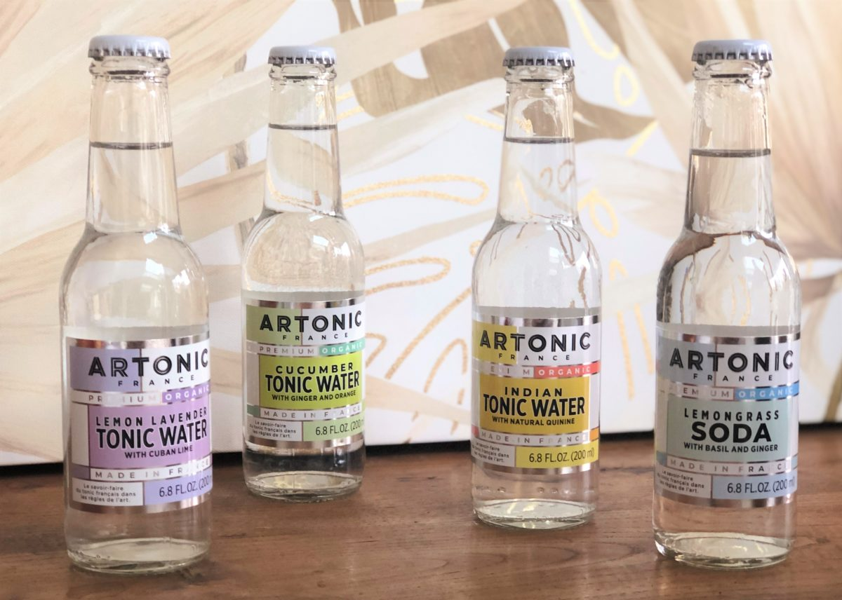 la gamme des mixers premium Artonic