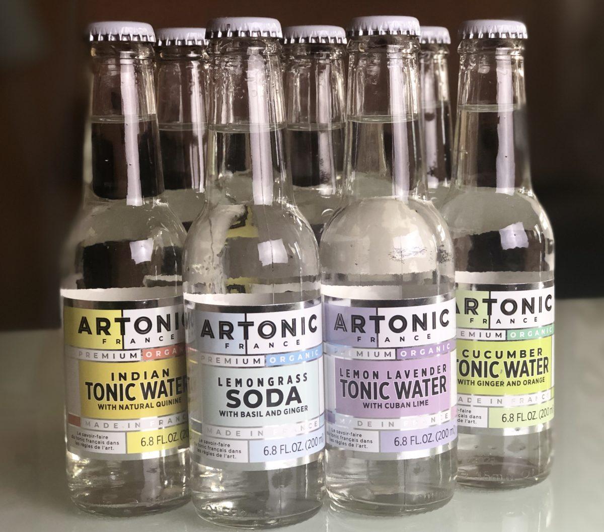 la gamme Artonic des mixers premium français