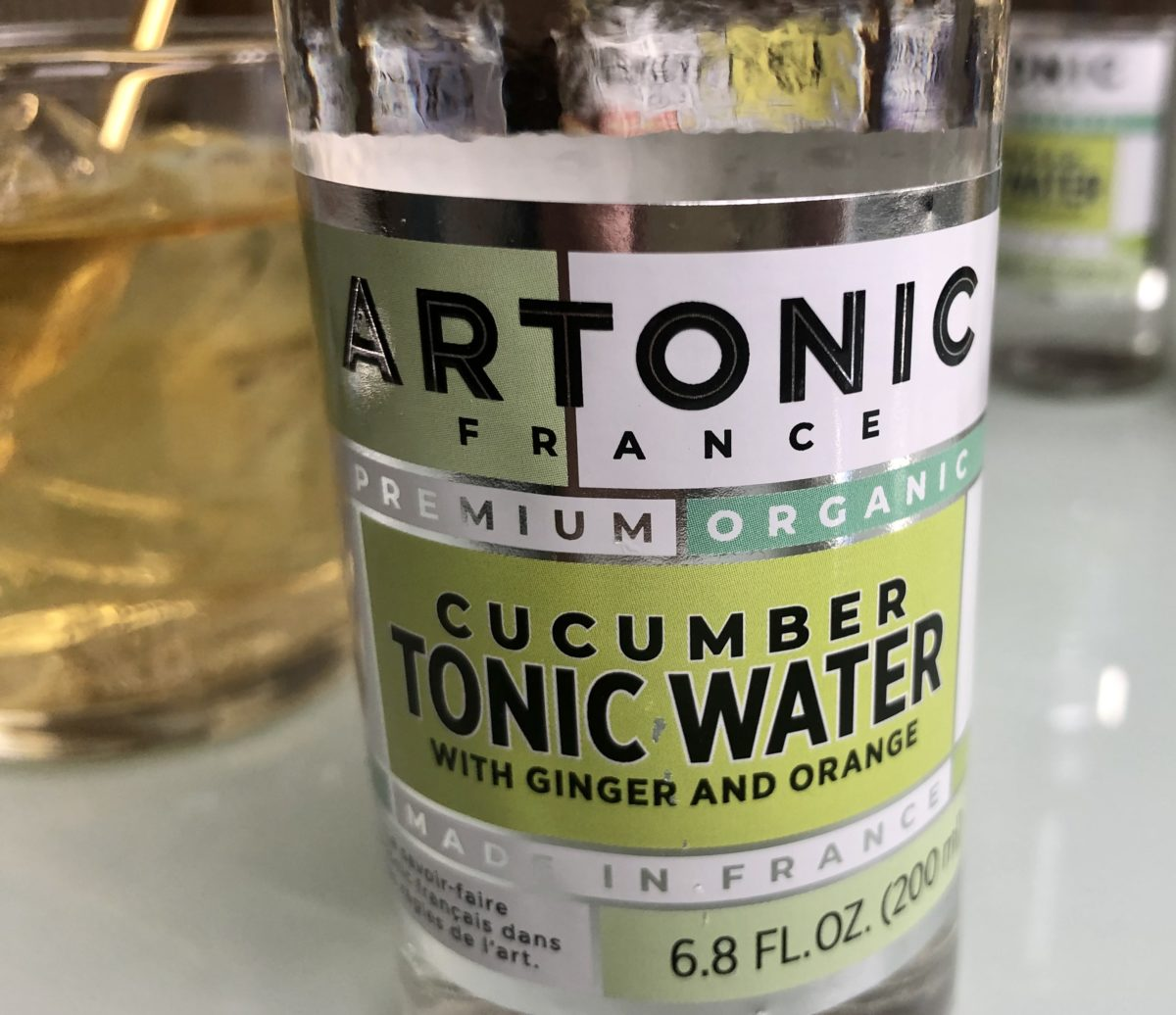 cucumber tonic water d'Artonic