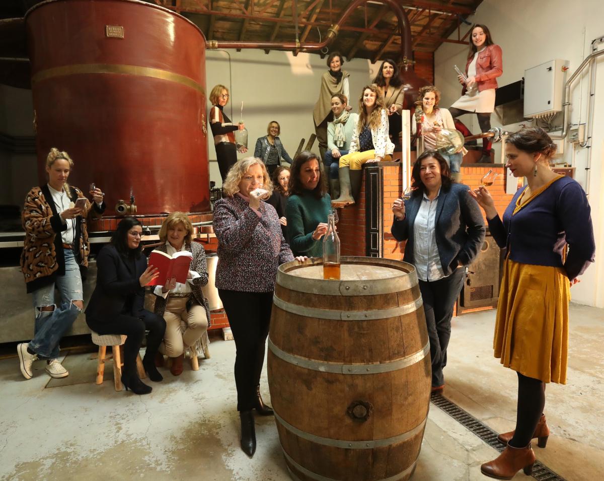 les femmes du cognac