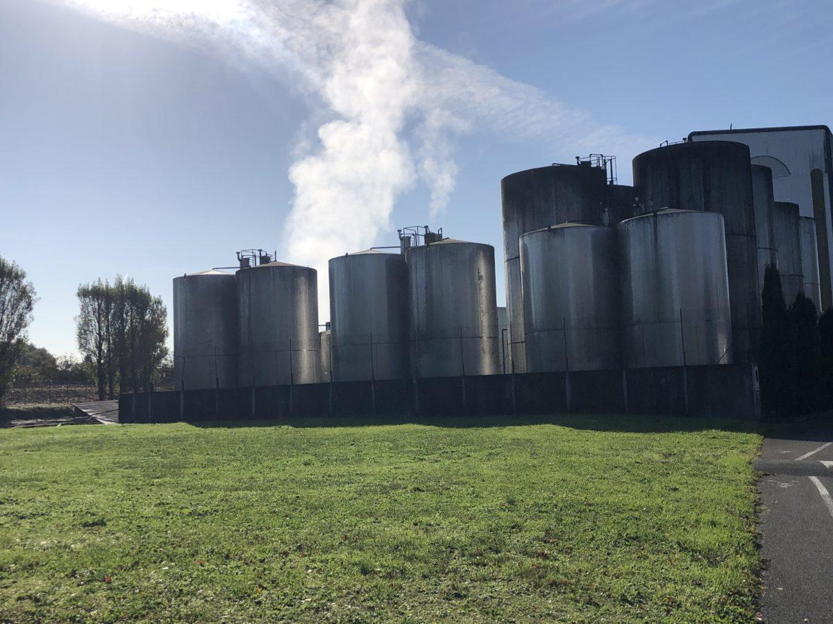 ue générale de la distillerie de la tour