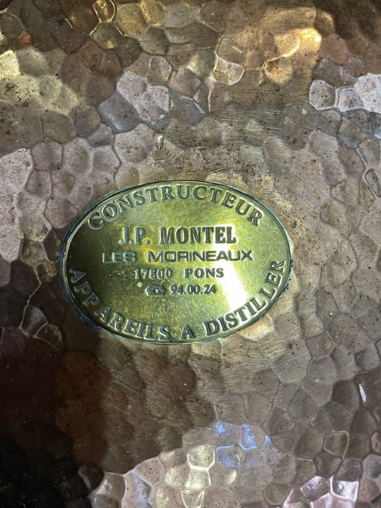 détail de chaudière distillerie Gélinaud