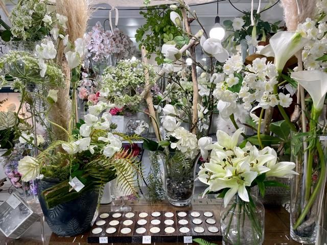 composition florale d'Art Alia