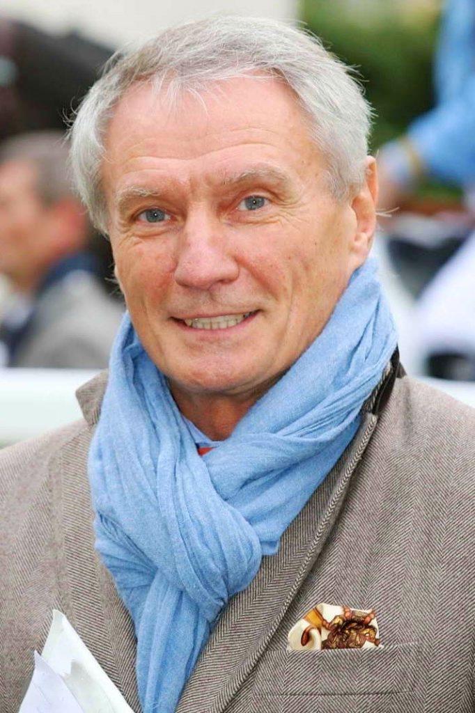 Pierre Bonnier Président et fondateur du festival Les 3 coups de Jarnac
