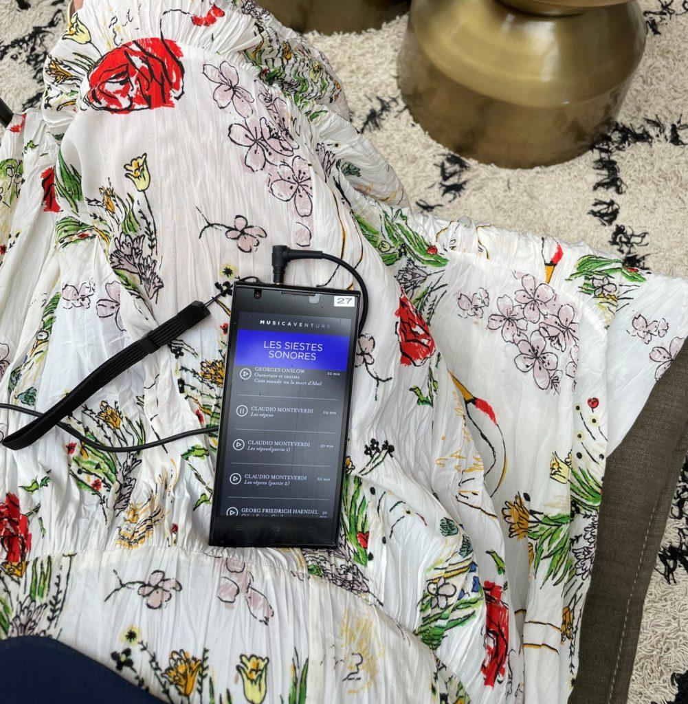 a l'écoute de Monteverdi , festival de musique de Saintes dans l'atelier carentonus