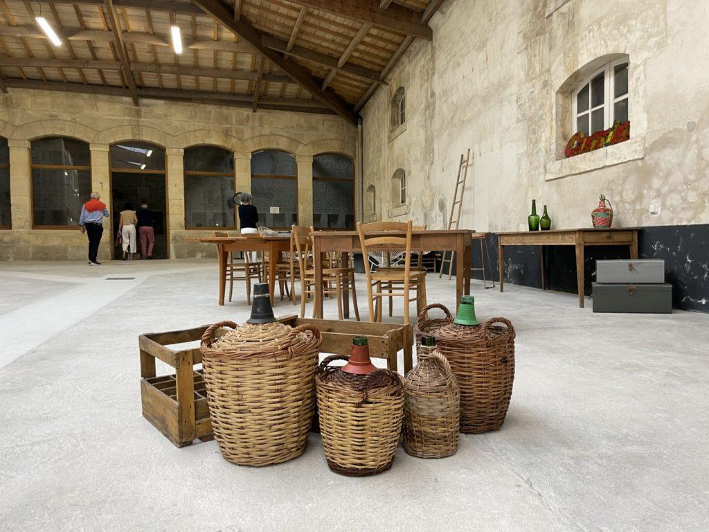 espace exposition atelier carentonus